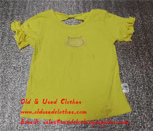 China UK London Used Toddler Clothes Second Hand Teenage Clothes In Mix Type supplier