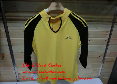 China Good Fashion Used Sports Clothing Secondhand Clothes For African Adults supplier