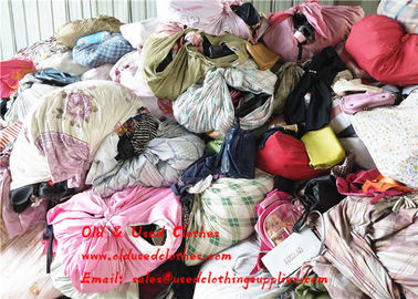China Uk Style School Second Hand Bags 2Nd Hand 80Kg Per Bale In Bales Per Kg supplier