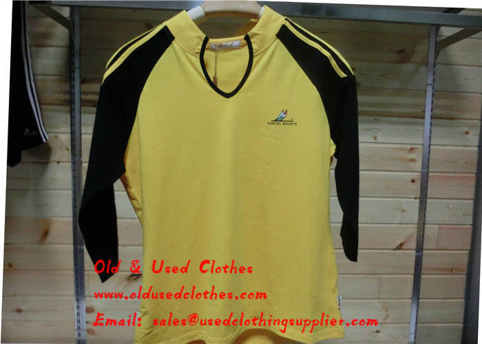 63c81c1def5 Fashion Style Used Running Clothes Wholesale Recycled Clothing Winter All  Size