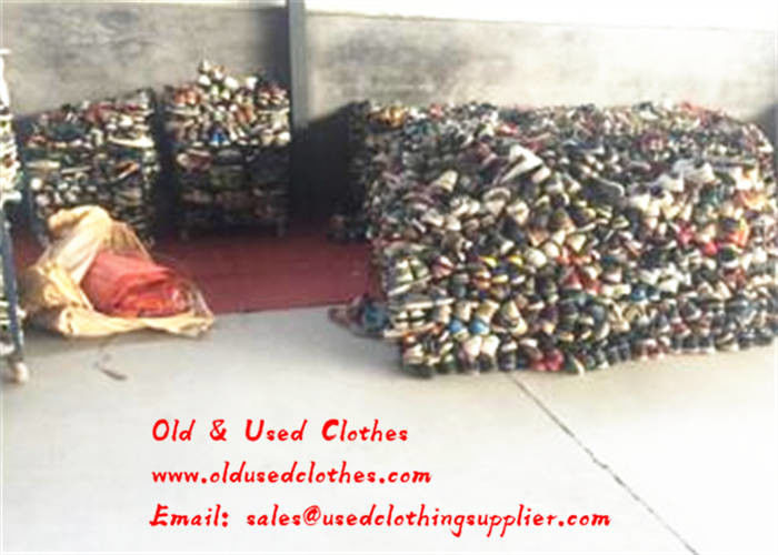33e8543eb Large Bags Bundled Used Female Shoes Comfortable Second Hand Clothes Export