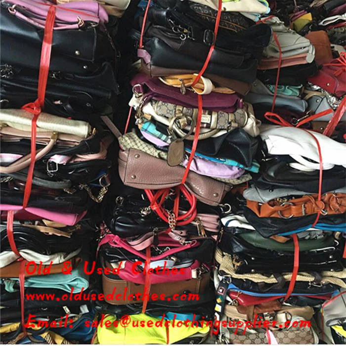 974fbf26c95b China Adults Second Hand Bags Leather Handbags Used Women Bags Fashion  Style supplier