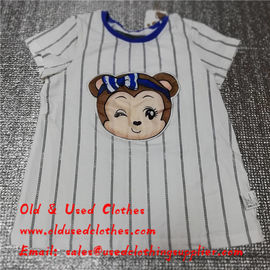 Cream Quality 2Nd Hand Kids Clothes Mixed Material Used Children'S Clothes